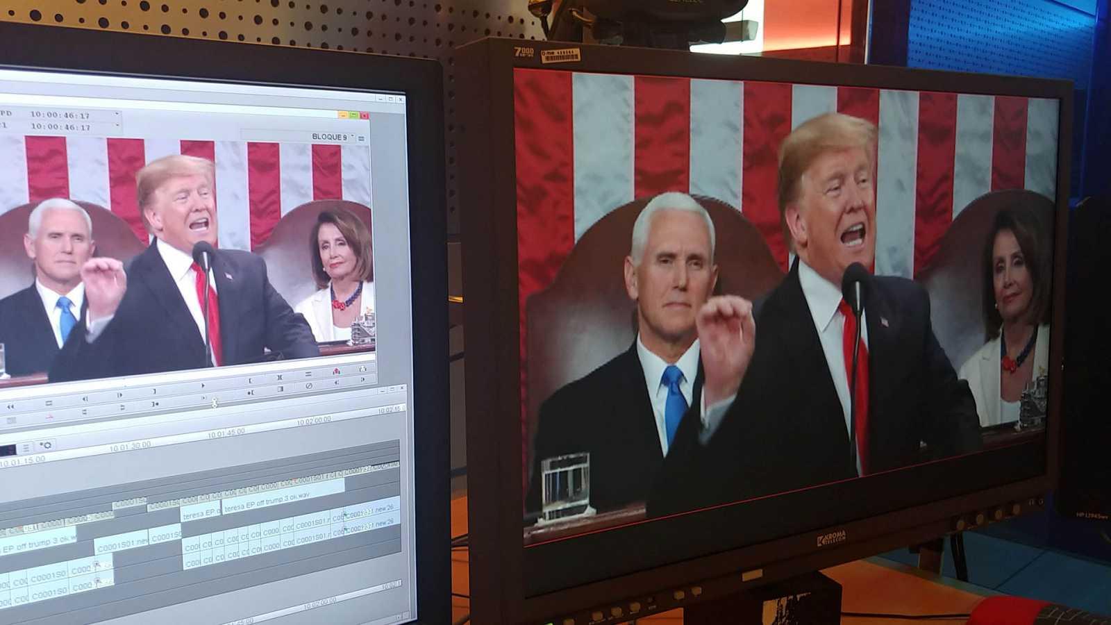 En Portada - El show de Trump - ver ahora