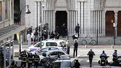 Al menos tres muertos en un atentado con un cuchillo en una iglesia en Niza