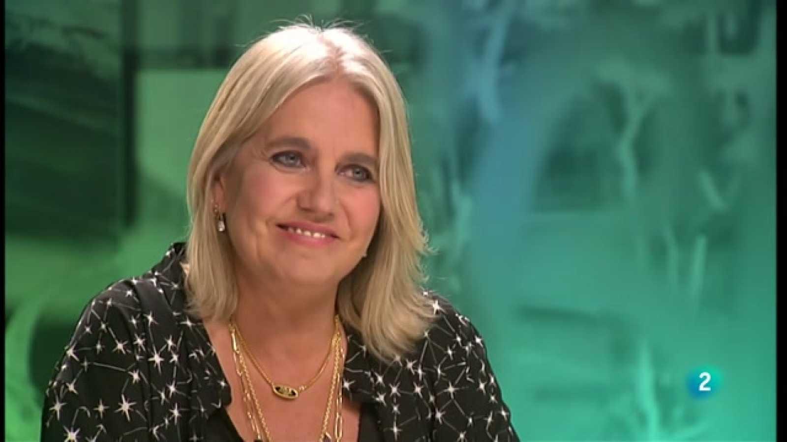 Anna Cler entrevista l'empresària Rosa Tous a Noms Propis