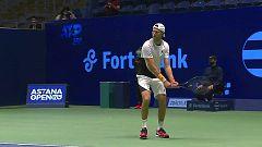 Tenis - ATP 250 Torneo Astaná: Andreas Seppi - Mackenzie McDonald