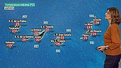 El tiempo en Canarias - 29/10/2020