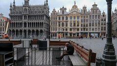 Bélgica, al borde del colapso hospitalario