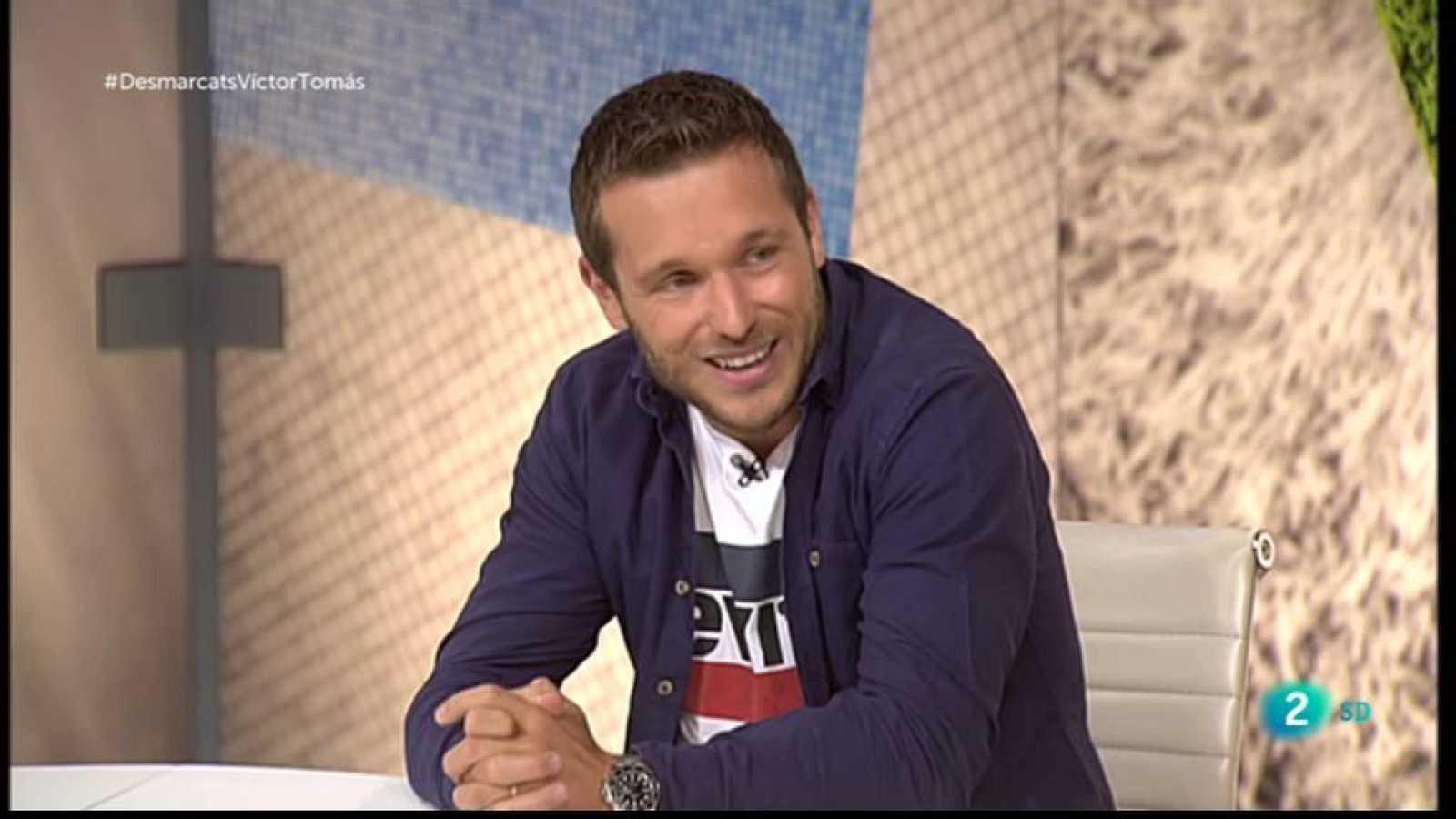Desmarcats - Entrevista a Víctor Tomás