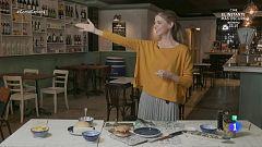 Cocinamos dos recetas de cine con la actriz Manuela Velasco