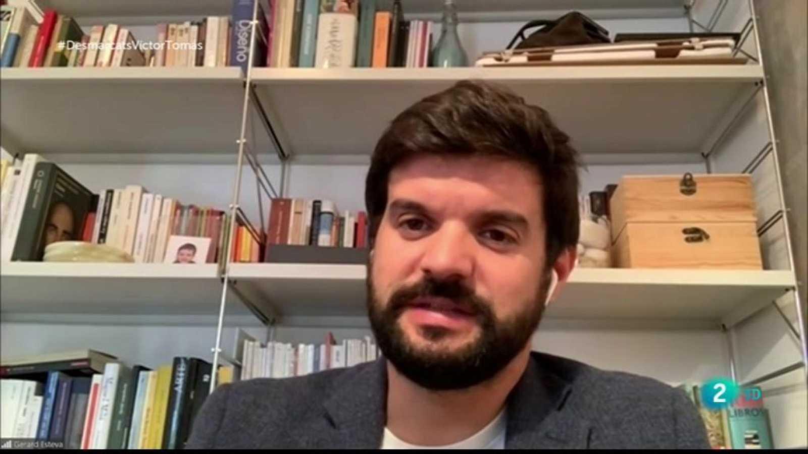 Desmarcats - Entrevista a Gerard Esteva