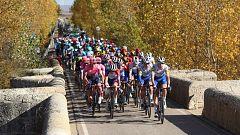 Vuelta ciclista a España 2020 - 9ª etapa: BM-Cid Campeador-Castrillo del Val - Aguilar de Campoo
