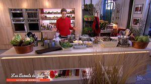Las recetas de Julie: La cocina vandeana con A. Couillon