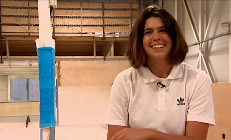 El equipo olímpico español de skate se concentra en Santander - ver ahora