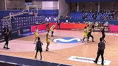 Baloncesto - Liga femenina Endesa. 8ª jornada: Movistar Estudiantes - Cadí La Seu