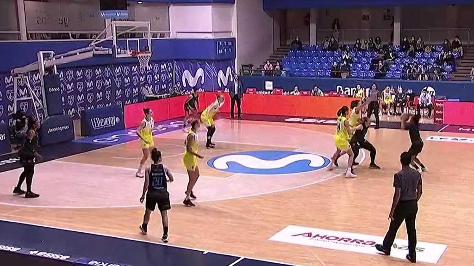 Baloncesto - Liga femenina Endesa. 8ª jornada: Movistar Estudiantes - Cadí La Seu - ver ahora