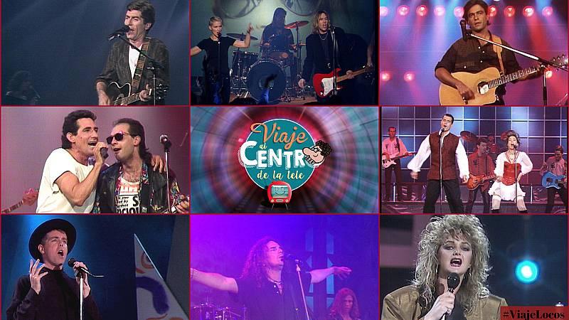 Viaje al centro de la tele - Locos por la música - ver ahora