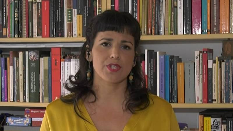 """Teresa Rodríguez: """"Los seis diputados de Izquierda Unida nos expulsan con acusaciones infundadas"""""""