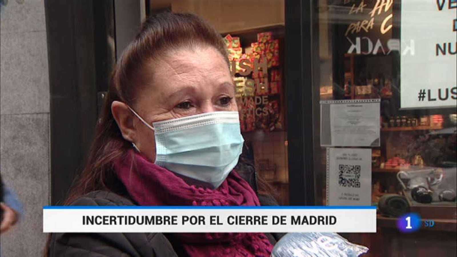 Informativo de Madrid 2 - 2020/10/29- Ver ahora
