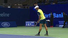 Tenis - ATP 250 Torneo Astaná. 1/4 Final: Tommy Paul - John Millman