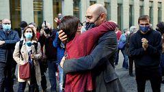 El juez deja en libertad con cargos a los detenidos por el presunto desvío de fondos para el independentismo