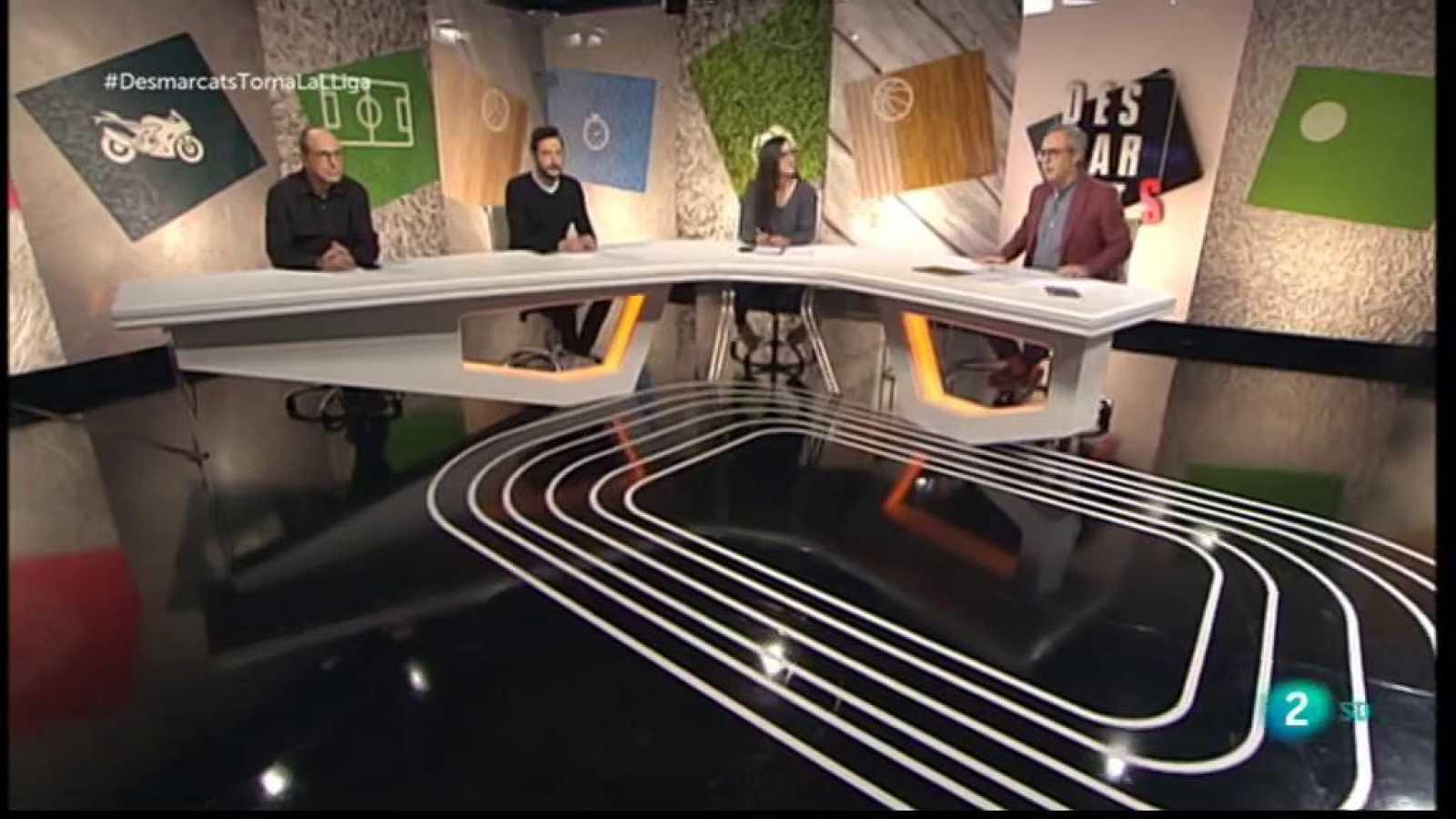 Desmarcats - Tertúlia esportiva. Converses al Reial Madrid