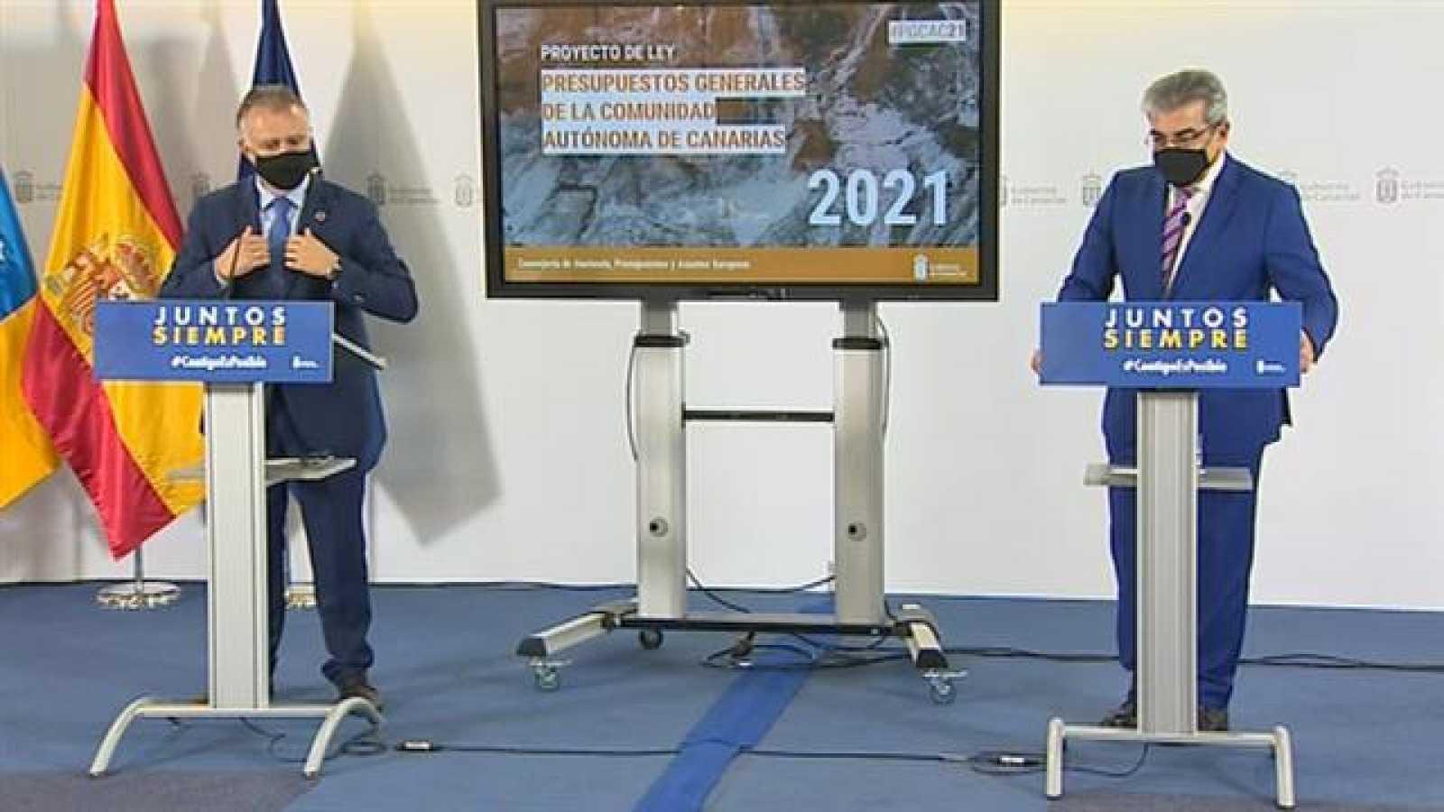 Canarias en 2' - 30/10/2020