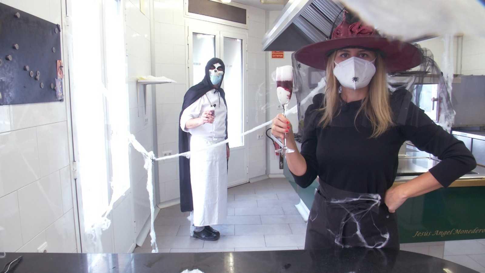 Jesús Monedero nos trae la receta de la pócima definitiva de Halloween