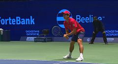 Tenis - ATP 250 Torneo Astaná. 1/4 Final: A.Mannarino - M.McDonald