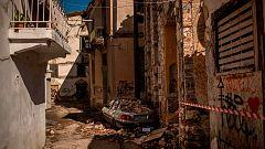 Continúan las labores de rescate en la ciudad turca de Esmirna tras el terremoto