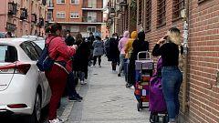 Miles de familias continúan esperando el ingreso mínimo vital