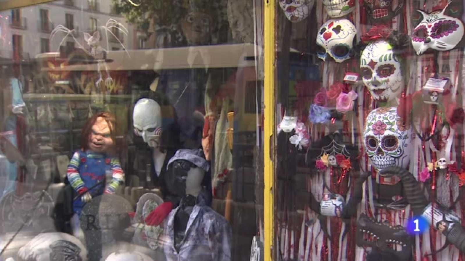 Cada vez son más los que se suman a la celebración de Halloween en nuestro país