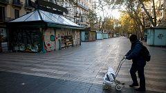 Más de 40 millones de españoles confinados en el puente para frenar los contagios