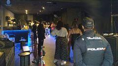 La Policía interviene en más de un centenar de fiestas ilegales en Madrid