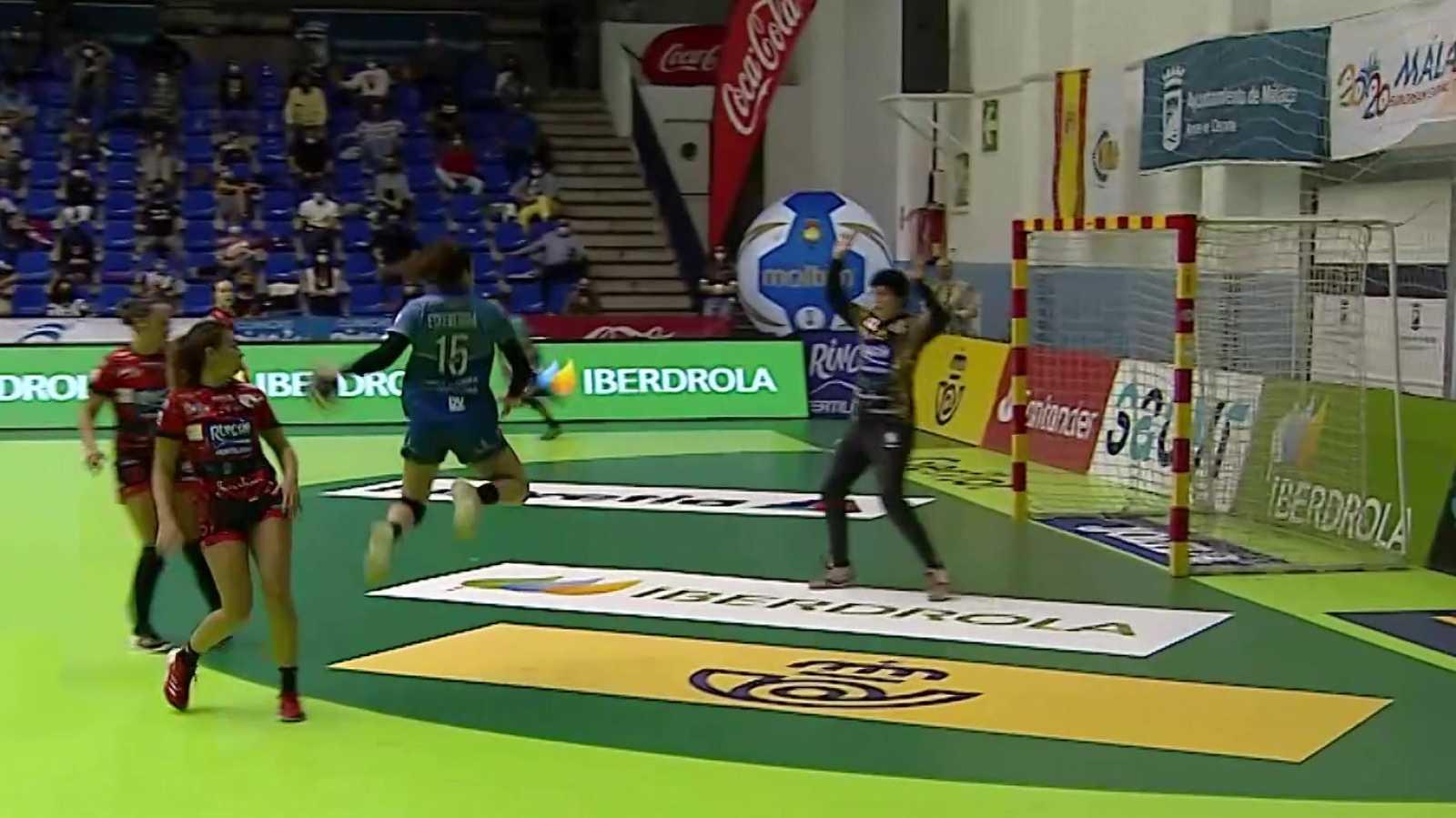 Balonmano - Supercopa Femenina: Super Amara Bera Bera - Rincón Fertilidad Málaga - ver ahora