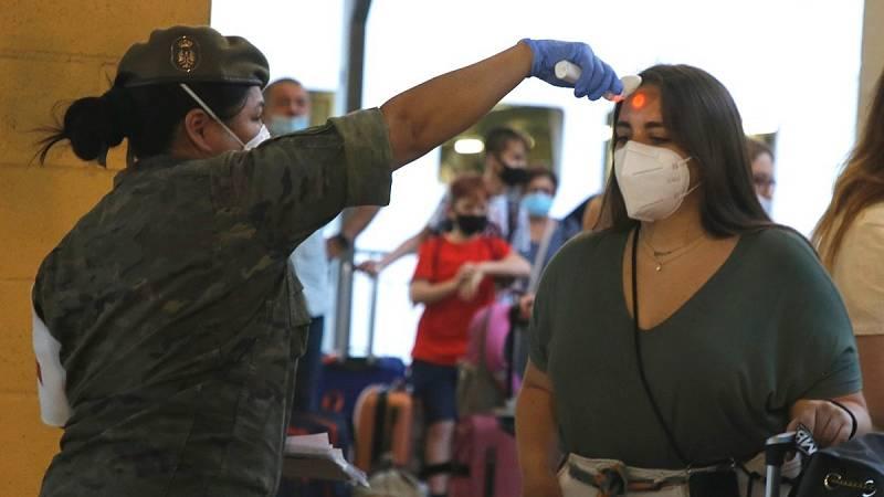 Melilla pide al Gobierno activar el confinamiento domiciliario, mientras los contagios marcan nuevos récords en varias Comunidades