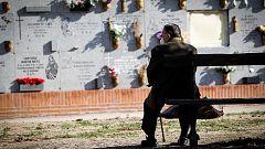 Menos aglomeraciones en los cementerios por Todos los Santos debido al coronavirus