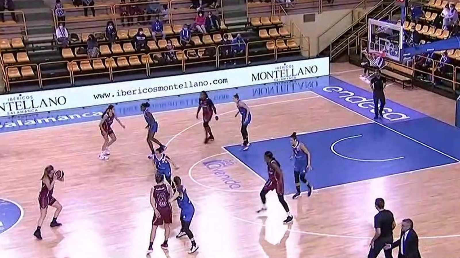 Baloncesto - Liga femenina Endesa. 9ª jornada: Perfumerías Avenida - Lointek Gernika - ver ahora