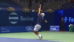 Tenis - ATP 250 Torneo Astaná. Semifinal: Emil Ruusuvuori - Adrian Mannarino