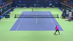 Tenis - ATP 250 Torneo Astaná. Semifinal: John Millman - Frances Tiafoe