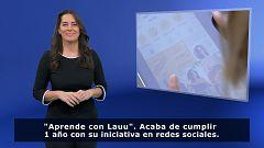 En lengua de signos - 01/11/20