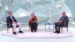 Medina en TVE - Crear puentes en vez de construir muros I