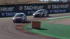 Automovilismo - Campeonato del Mundo Turismos. Prueba Motorland 2ª carrera