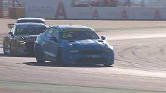 Automovilismo - Campeonato del Mundo Turismos. Prueba Motorland 1ª carrera