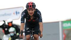 Vuelta ciclista a España 2020 - 12ª etapa: Pola de Laviana - Alto de L'Angliru (Podium)