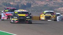 Automovilismo - Campeonato del Mundo Turismos. Prueba Motorland 3ª carrera