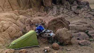 Diario de un nómada - Las huellas de Gengis Khan: Acampando en la estepa de Mongolia - ver ahora