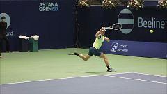 Tenis - ATP 250 Torneo Astaná. Final: Adrian Mannarino - John Millman