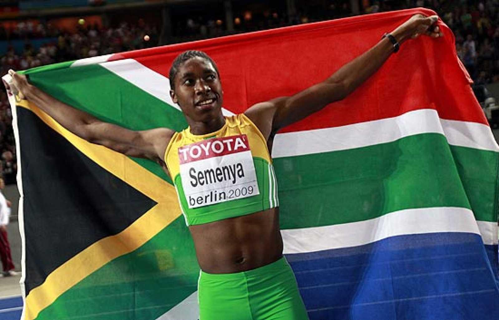 Vea la carrera de la final. Medalla de oro para Semenya. Mayte Fernández fue sexta.