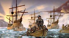 RTVE.es estrena el tráiler del documental 'El viaje más largo', sobre la vuelta al mundo de Elcano y Magallanes