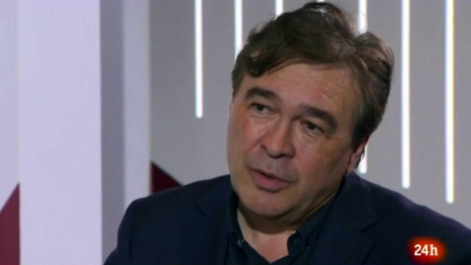 Parlamento - La entrevista - Tomás Guitarte, diputado de Teruel Existe - 31/10/2020