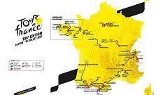 Doble ascensión al Mont Ventoux en el Tour 2021
