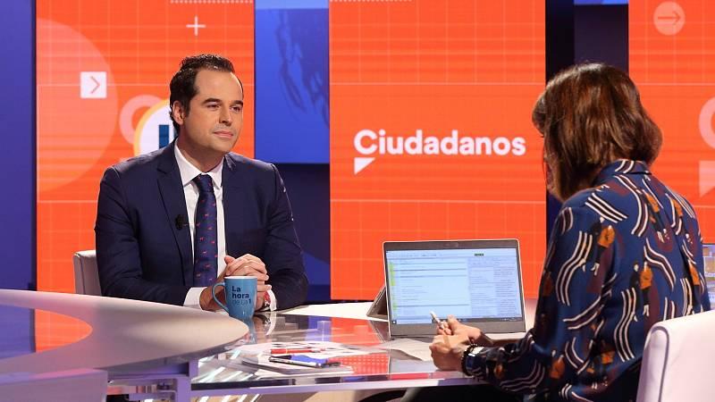 """Aguado, sobre la Comunidad de Madrid: """"No habría hecho las mismas medidas que la presidenta Ayuso"""""""