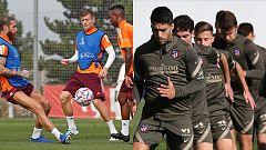 Madrid y Atlético, a confirmar su mejoría en Champions