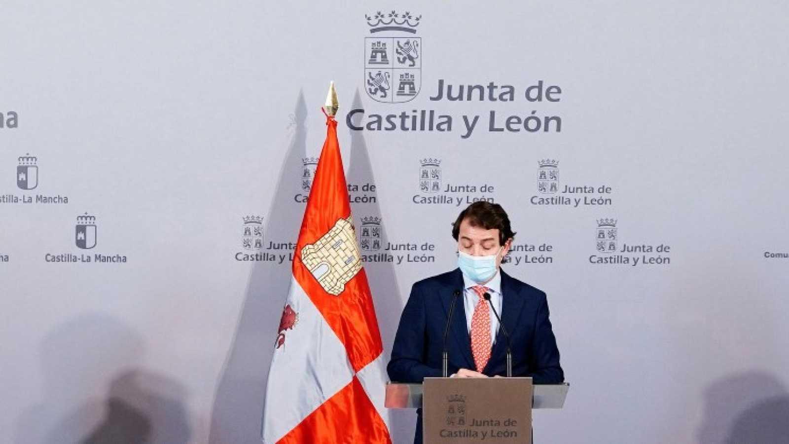 Castilla y León pide al Gobierno que asuma su responsabilidad para tomar medidas contra el coronavirus