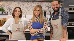 Cocina al punto con Peña y Tamara - Milhojas de tiramisú
